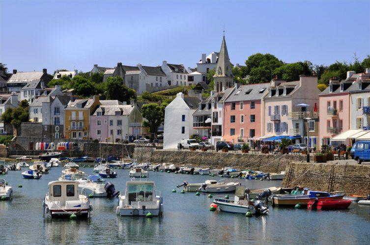 Отдых в Бретани
