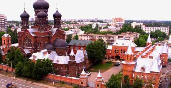 Введенский женский монастырь