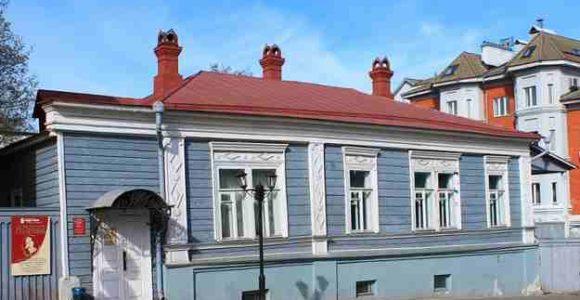 Дом-музей братьев Столетовых