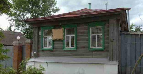 Дом съемок фильма «Женитьба Бальзаминова».