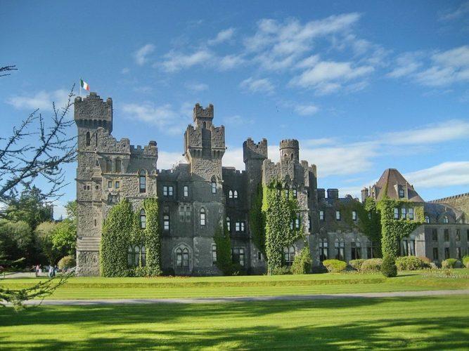 Отель Замок Эшфорд-Майо, Ирландия