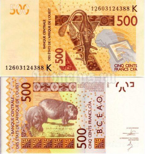 Деньги Западной Африки