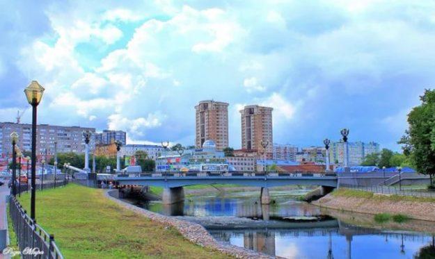 Иваново панорама