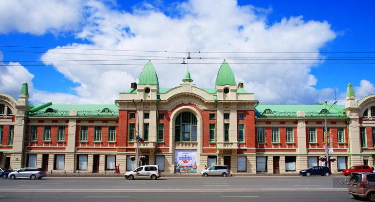 Новосибирск Краеведческий музей