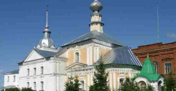 Кресто-Никольская церковь