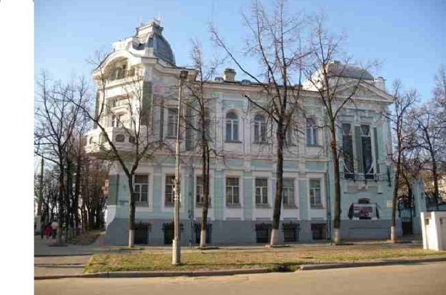 Иваново Музей ивановского ситца
