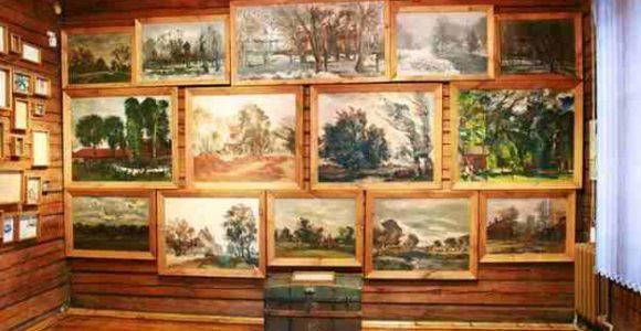 Музей художника А.И. Морозова