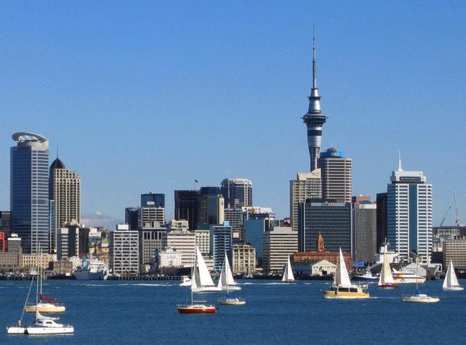 Поездка в Австралию Окленд