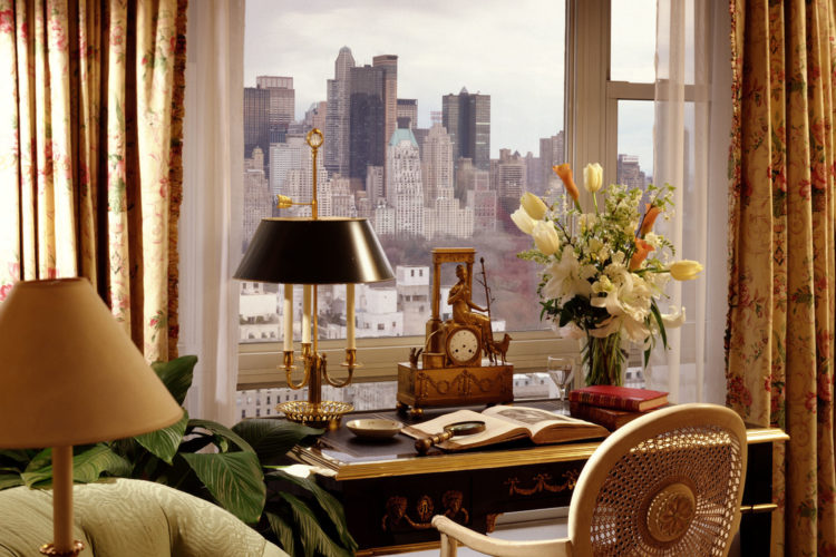 Отель Rosewood, Нью-Йорк