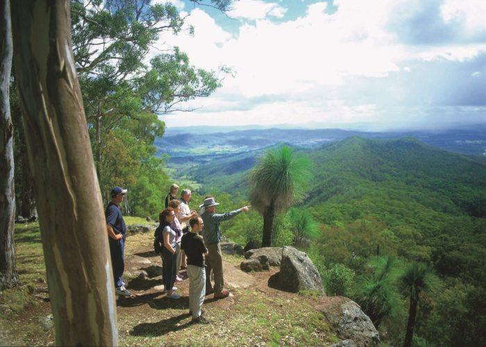 Поездка в Австралию парк Ламингтон