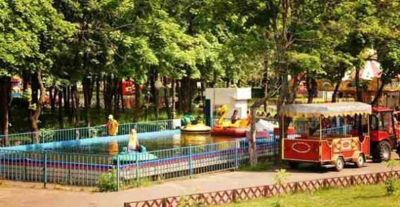 Парк на Даманском острове