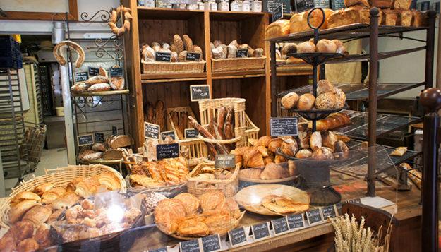 Пекарня Парижа