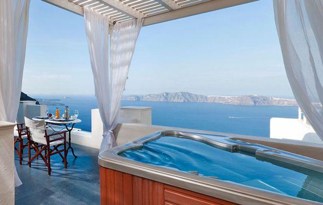 Романтичный отель