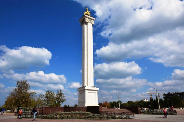Севастополь Парк Победы