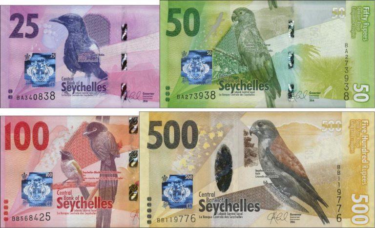 Сейшильские деньги