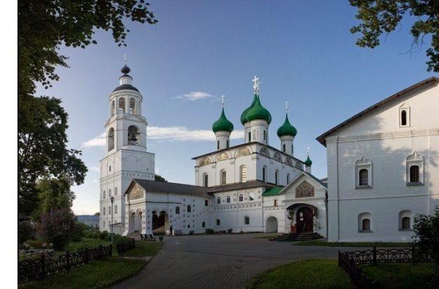 Ярославль Толгский монастырь