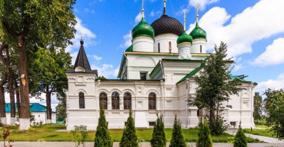 Феодоровский женский монастырь