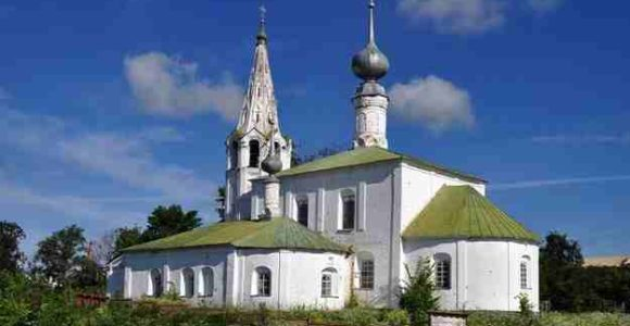 Церковь Косьмы и Дамиана на Яруновой горе