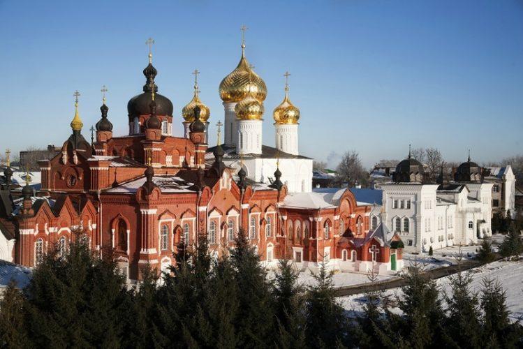 Кострома Богоявленско — Анастасиин монастырь