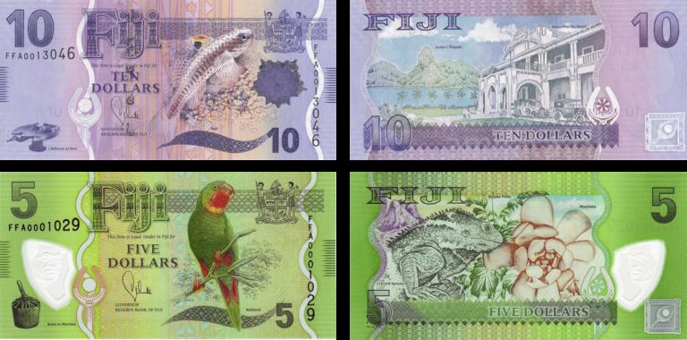 Деньги Фиджи