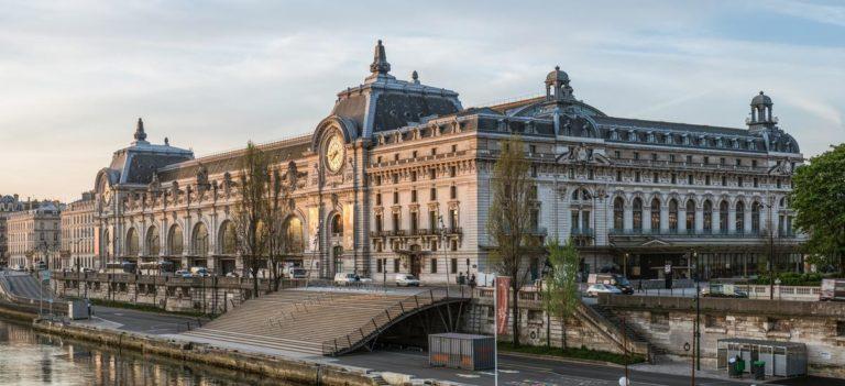 Париж музей д'Орсе