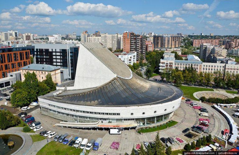 Новосибирск театр «Глобус».