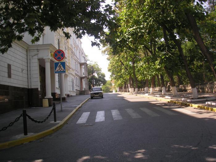Севастополь улица имени Людмилы Павличенко