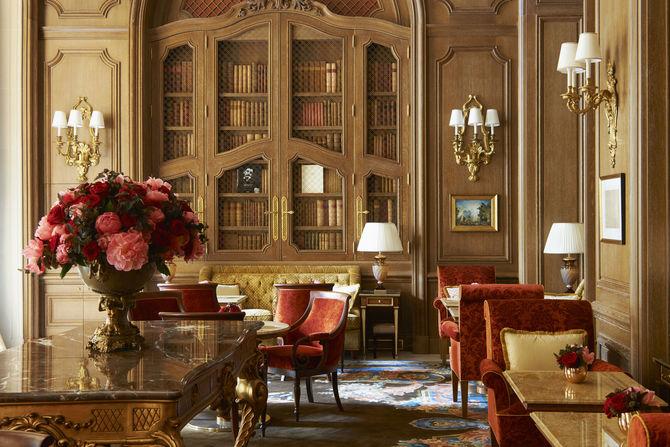 Отель Ritz, Париж, Франция