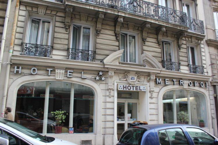 Париж арт-отели