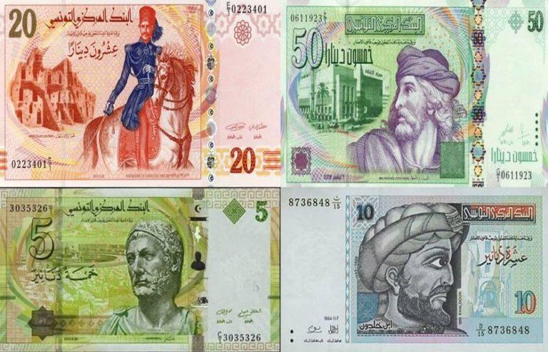 Тунис валюта