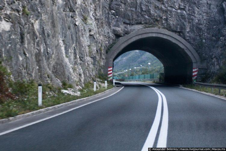 Дороги в Боснии и Герцеговины
