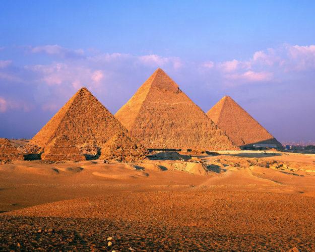Египет пирамиды