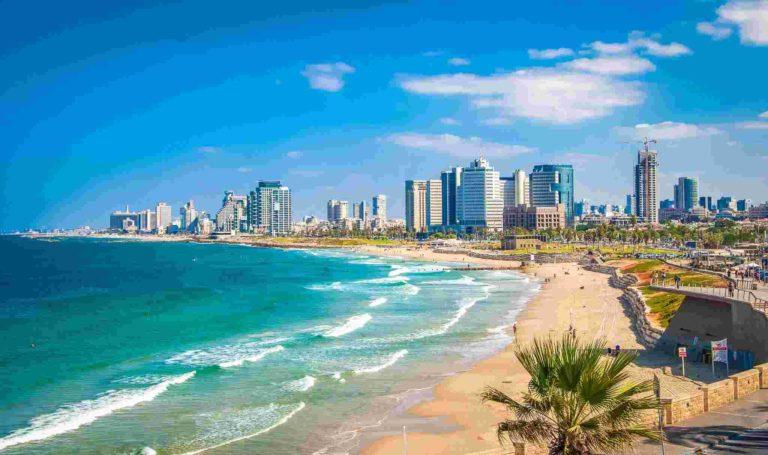 Отдых весной Израиль