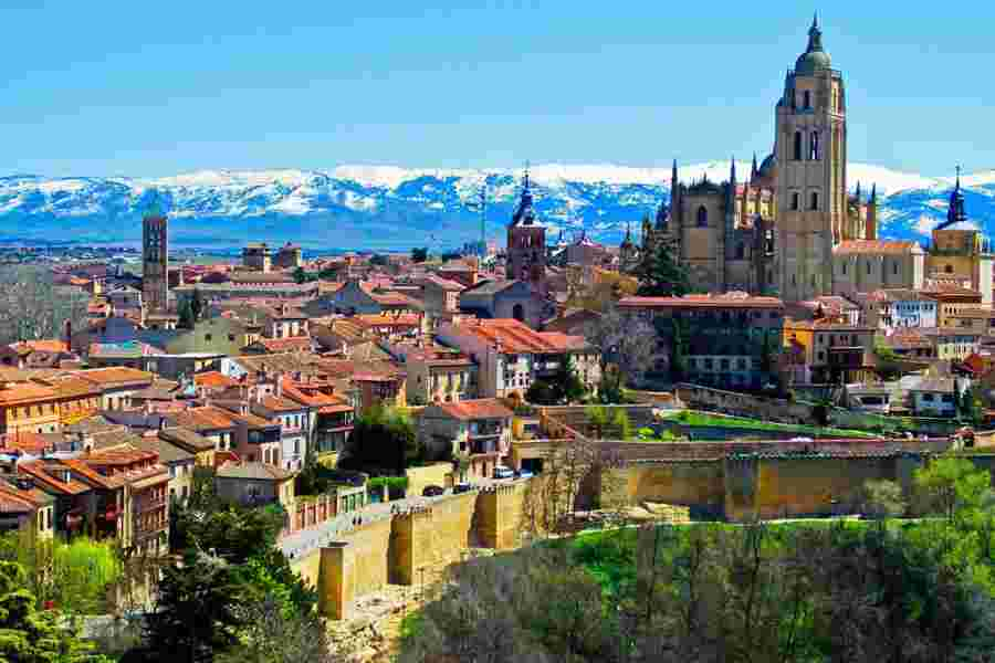 Отдых весной Испания
