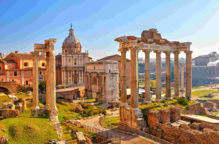 Отдых весной Италия
