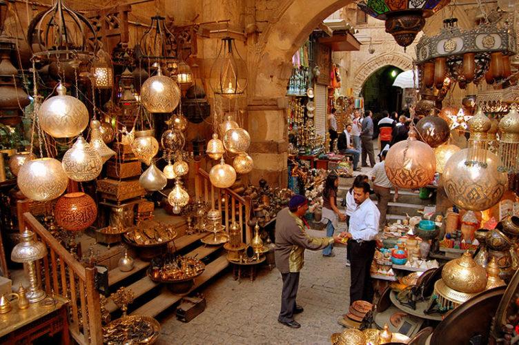 Каир Хан-Аль-Халили