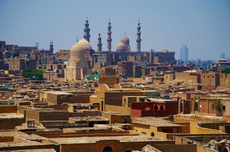 Каир город мертвых
