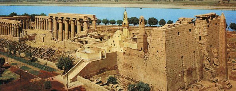 Египет Луксорский храм