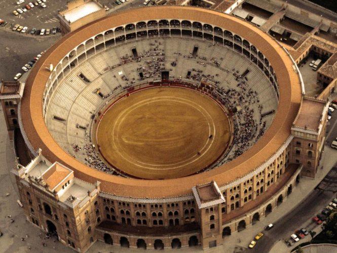 Арена Лас-Вентас Мадрида