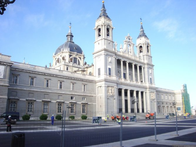 Собор Альмудена Мадрида