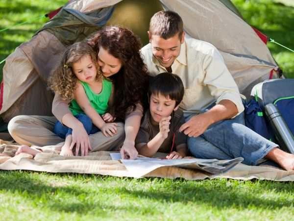 Отдых для всей семьи