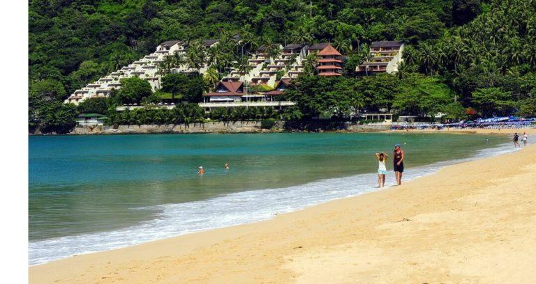 Пляжи Пхукета Най Харн