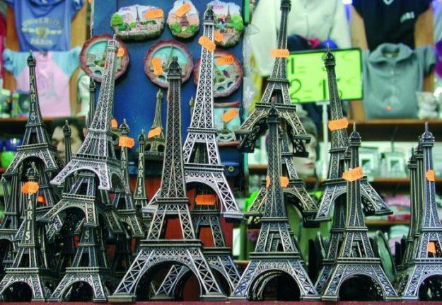 Париж сувениры