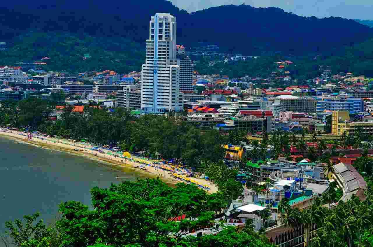 Отдых весной Таиланд