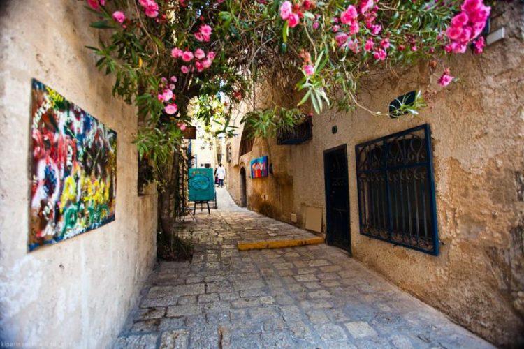 Тель-Авив Старый Яффо