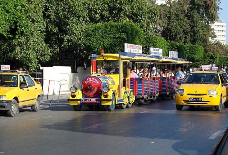 Тунис транспорт