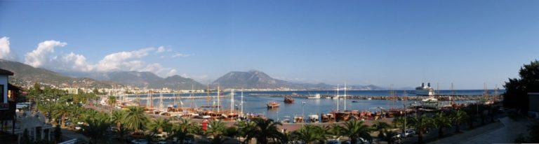 Турция панорама