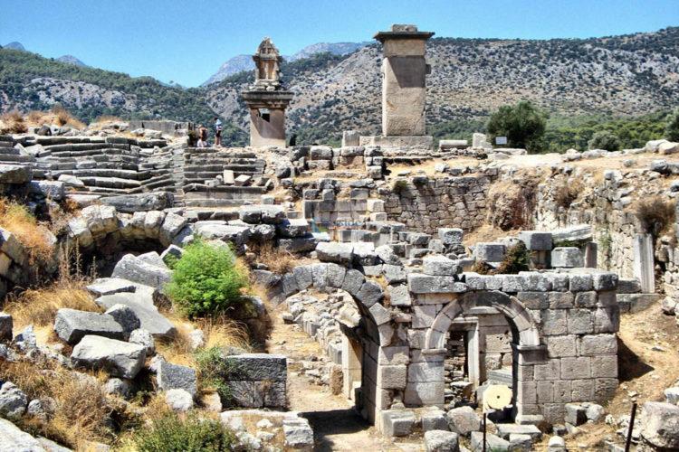 Турция туры в легендарную Трою