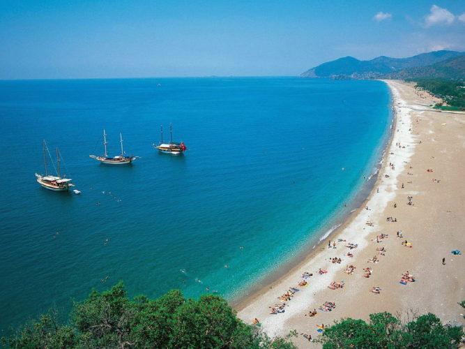 Турция популярные туры