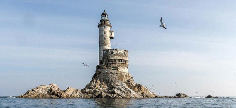 Южно-Сахалинск маяк Анива